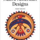 Native American Designs (Design Source Books) Paperback by Penny Brown