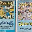 Cruisin 1965 & THE CRUSIN YEARS Audio Cassette LOT