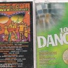 Disco Nights, Vol. 8: Dance Floor Hits & DANCE 100% Cassette LOT (2)