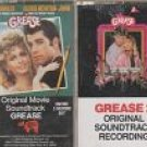 GREASE ORIGINAL SOUNDTRACK 1 & 2 CASSETTE LOT