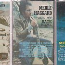 MERLE HAGGARD OKIE FROM MUSKOGEE & THE EPIC COLLECTION -LIVE CASSETTE LOT (5)