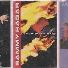 SAMMY HAGAR CASSETTE LOT (3) MARCHING TO MARS, STANDING HAMPTON, TEN-13 cassette lot