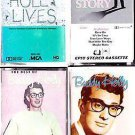 BUDDY HOLLY ROCK N ROLL CASSETTES LOT (7) oldies