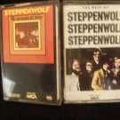 STEPPENWOLF CASSETTE LOT (2) THE BEST OF & 16 GREATEST HITS