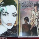 MELBA MOORE SOUL EXPOSED & READ MY LIPS CASSETTE LOT (2)