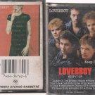 Loverboy Cassette Lot-Step it Up