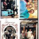 THE LEGACY QUARTET CASSETTE LOT (4)