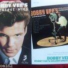 BOBBY VEE CASSETTE LOT (2)