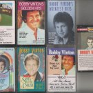 Bobby Vinton, the Polish Prince cassette lot