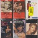 Dionne Warwick Cassette Lot