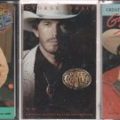 Pure Country-GREATEST HITS #2 & BEYOND THE BLUE MOON by George Strait CASSETTE