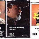 BEST OF ROGER WHITTAKER -ALL TIME FAVORITES-CHANGES CASSETTES (3)