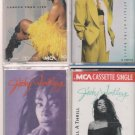 JODY WATLEY LARGER THAN LIFE & AFFAIRS OF THE HEART CASSETTE LOT (4)