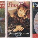 Pam Tillis CASSETTE Lot (4)