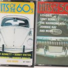 Hits of the 50's & 60's Cassette Lot