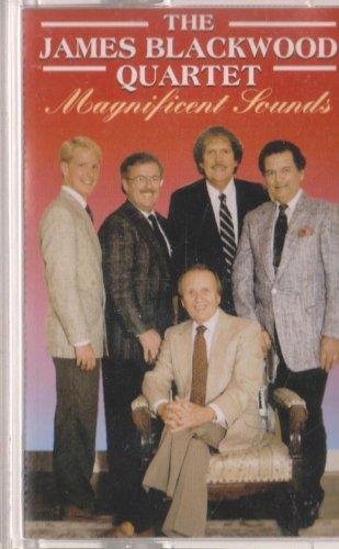 The James Blackwood Quartet Magnificent Sounds  UPC: 040016641347