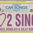 Camp Songs Favorites (Golden Car Songs)