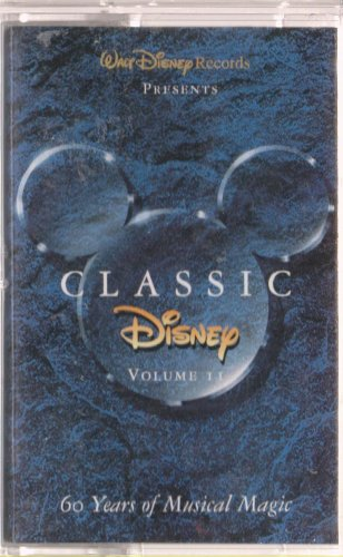 Classic Disney 2  by Various Artists  UPC: 050086086603