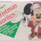 Disney's Christmas Favorites  by Disney  UPC: 050086053704