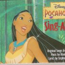 Pocahontas Sing-Along by Disney cassette