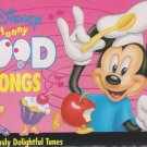 Disney's Food Songs  by Various Artists  UPC: 050086086009