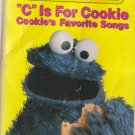 C Is for Cookie  by Sesame Street  UPC: 074646733240