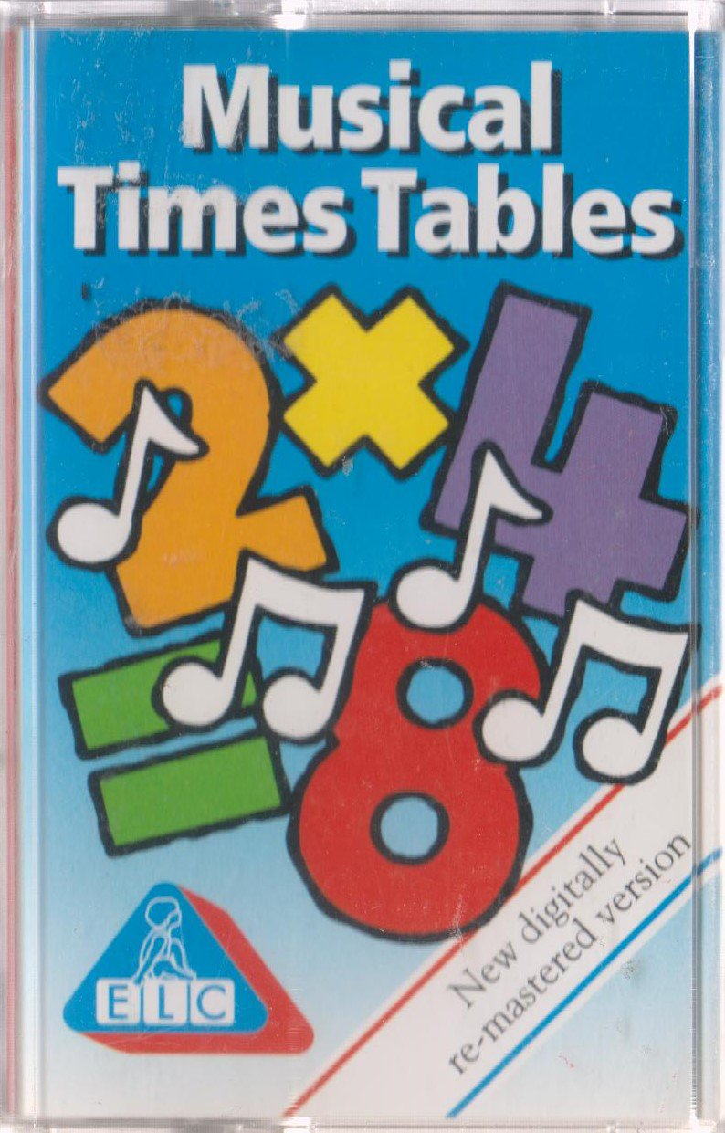 Musical times tables age group 5 8 learn the 2 to 10 for 10 times table song