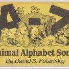 Animal Alphabet Songs by David S. Polansky