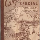 Camp Meeting Special by R. E. , Editor Winsett (1951)
