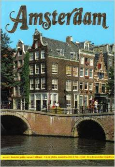 Amsterdam: Souvenir Illustrated Guide Pamphlet