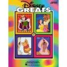 Disney Greats Beginning Piano Solos