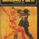 Broadway's Best (Hal Leonard Easy Organ Adventure Series, Volume 13)