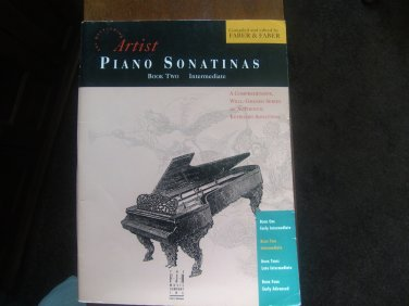 Piano Sonatinas, Book 2  by Nancy & Randall Faber