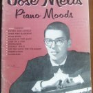 Jose Melis Piano Moods Sheet Music