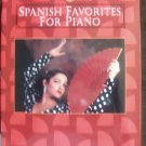 12 Spanish Favorites for Piano by Alicia Jonas