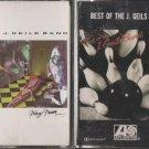 J. Geils Band Cassette Lot (2)