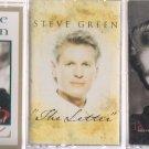 Steve Green Cassette Lot