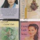Cryastal Gayle Cassette Lot