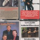 LARRY GATLIN AND THE GATLIN BROTHERS BAND- country cassette lot (2.99)