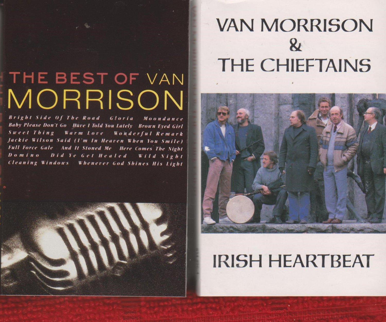 Van Morrison Cassette Lot