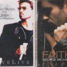 george michael cassette lot ($2.99) Five Live & Faith