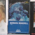 BARBARA MANDRELL Cassette Lot (3.99)