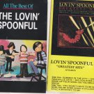 Lovin Spoonful Cassette Lot (1.99)