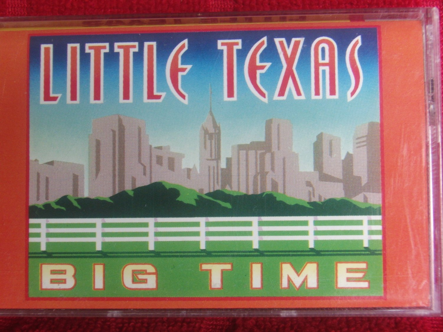 Little Texas - Big Time  (1.00)