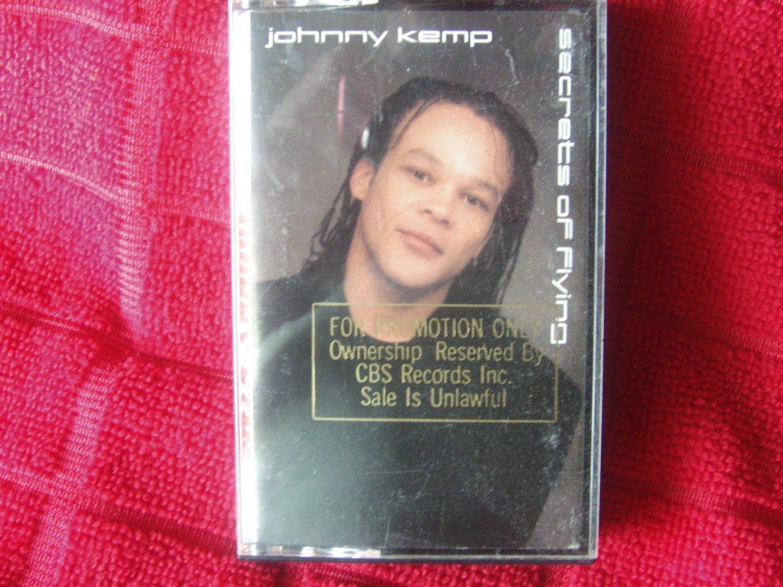 Johnny Kemp Secrets Of Flying Cassette