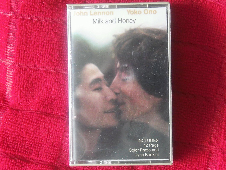 John Lennon & Yoko Ono - Milk & Honey (new)