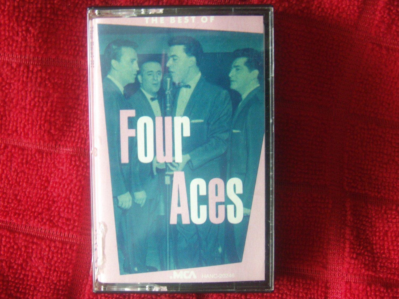 The Best of Four Aces Cassette