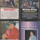 Mickey Gilley Cassette Lot (3.99)
