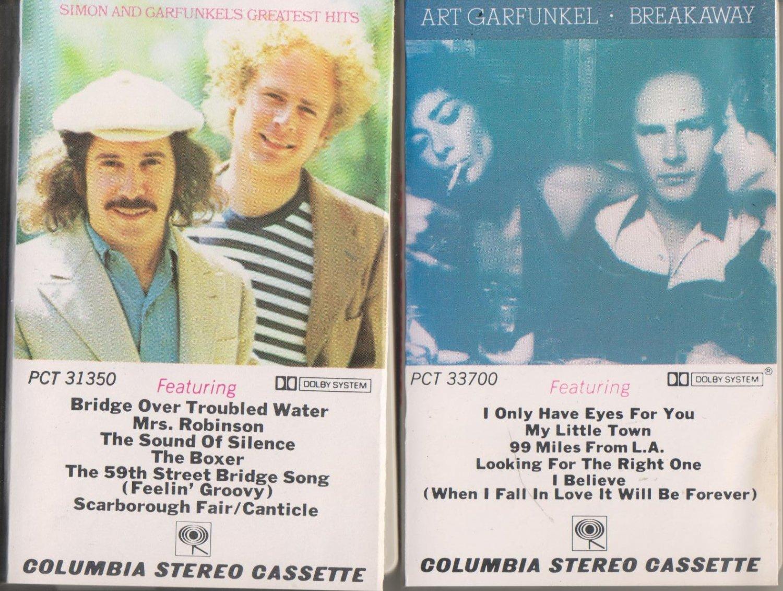 Art Garfunkel Cassette Lot (2.99)