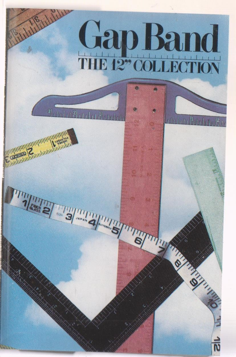 "The 12"" Collection by The Gap Band Cassette"